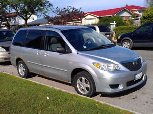 2005 Mazda MPV Minivan, Van Selling AS IS