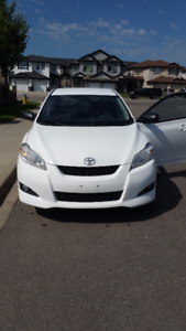 2010 Toyota Matrix Loaded Hatchback