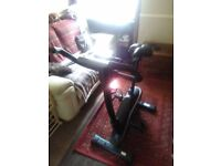 Roger black electric exercise bike