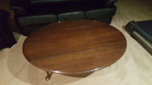 Gibbard Solid Cherry - Coffee (1) & End Tables (2) -LOWER PRICE!