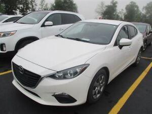 2015 Mazda MAZDA3 GX SEDAN! $45/WK, 5.49% ZERO DOWN! PUSH BUTTON