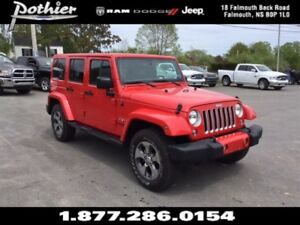 2016 Jeep WRANGLER UNLIMITED Sahara 4x4 | CLOTH | SIDESTEPS | BL