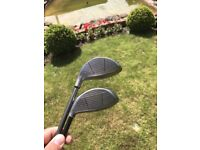 Trident Golf Wood 3 and 7 - Right Hand