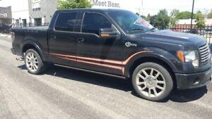 2011 Ford F-150 Harley-Davidson Pickup Truck    SAFETIED
