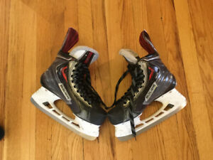 Patins Junior Bauer vapor apx2