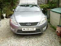 ford mondeo titauim 2008 top model please call on 07419338899