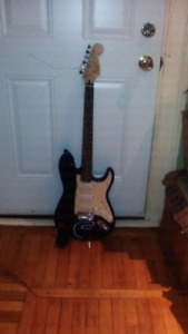 Electric guitar in great shape with amp moving sale 175.00 obo