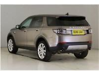 Land Rover Discovery Sport TD4 HSE LUXURY (brown) 2016-03-01