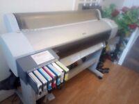 Epson Stylus Pro 9600 Large-Format InkJet Printer