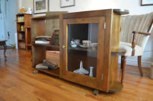 Gorgeous 1940's Display Cabinet