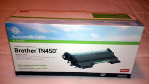 Brother TN450 Sustainable Earth 2600 page Toner cartridge
