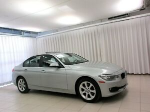 2013 BMW 3 Series 328i x-DRIVE AWD SEDAN w/ HEATED SEATS, SUNROO