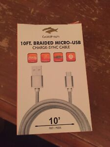 10ft charging cord