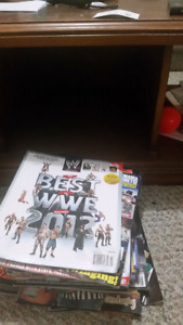 I have wwe magazines for sale
