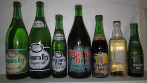 Wanted - Niagara Dry/Sky Hy - Full/Capped,Bottles/Cans