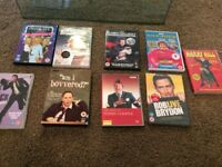 Comedian dvds joblot x9