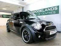 MINI Hatch 1.6I 16V COOPER S [5X MINI SERVICES, FULL LEATHER and ?4500 WORTH OF