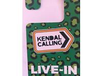 Kendal Calling, Live in vehicle ticket (campervan)