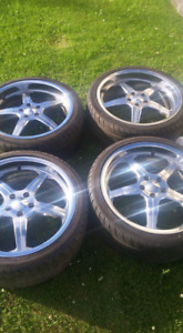 "Mags 20 "" Weld Racing USA Chrome"