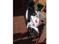 2015 Honda Vision 110cc moped - only 2071 miles