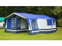 SunnCamp Holiday SE Trailer Tent