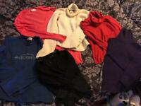 Selection of jumpers. Size 6-10