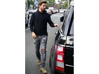 Zara Grey Jeans (Worn by Scott Disick, Not Kanye, Yeezy, Boost, Y3, NMD, BAPE, Saint Laurent, DSQ2)