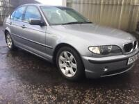 2004 BMW 320d E46 Diesel Service History! Great Condition!