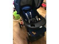 Disney Travel system - stroller & car seat