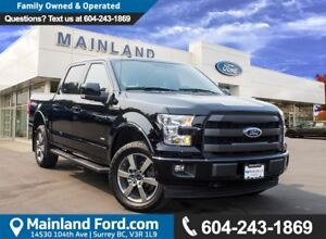 2017 Ford F-150 Lariat LOCAL, NO ACCIDENTS