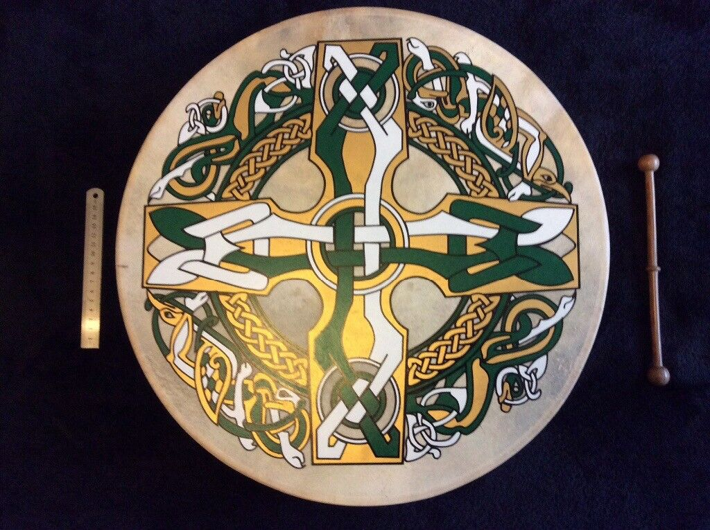 Bodhran 18 inch,Brand new never used ,buyer collects.