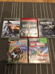 TRADING GAMES PS3