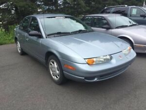 2002 Saturn SL 4dr Sedan SL2/AIR CLIMATISÉ/CRUISE CONTROLE