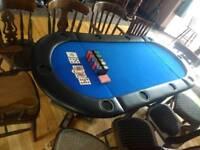 Poker night tuesday