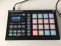 Maschine Mikro mk2 and Software