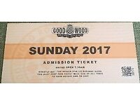 Goodwood Revival tickets for Sunday 10th September 2017