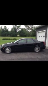 Cadillac cts great condition!