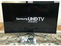 43in Samsung CURVED SMART HDR 4K UHD SMART TV