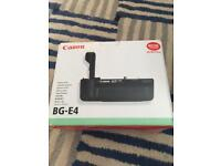 Canon BG E4 battery Grip