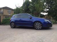 VW GOLF GTI DSG Mk5 2.0TFSI Petrol PADDLESHIFT MILTEK RARE SPEC HPI CLEAR 12 Months MOT FSH LEATHERS