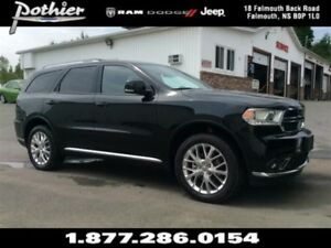 2016 Dodge Durango Limited | LEATHER | HEATED SEATS | REAR CAMER