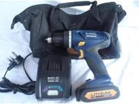 Mac Allister Drill Driver 14.4V