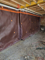 WATER PROOFING & FOUNDATION REPAIRS