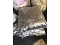 Crushed Velvet Cushions
