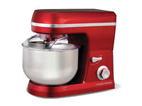 MORPHY RICHARDS NEW ACCENTS RED STAND MIXER BRAND NEW RRP £120