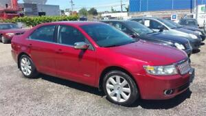 2008 Lincoln MKZ LIMITED AWD GARANTIE 1 ANS GRATUITE