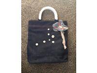 NEW Accessorize Denim Bag