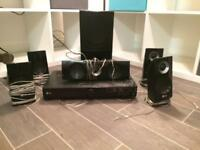 LG surround sound