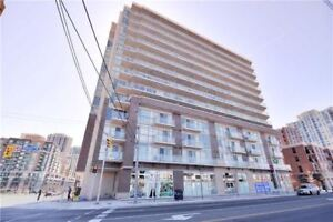 Oversized Open Concept 1+1 Condo, Featuring 906 Square Ft