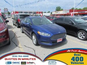 2014 Ford Fusion SE | CLEAN | MUST SEE